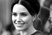 Retransmission with alternate crop.) (EDITORS NOTE: Image has been converted to black and.white.) Sophia Bush attends the 25th Annual Screen ActorsGuild Awards at The Shrine Auditorium on January 27, 2019 in Los Angeles, California.