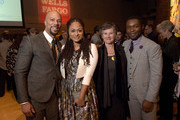 Musician Common, Director Ava DuVernay, Artistic director of the Palm Springs International Film Festival Helen Du Toit and actor David Oyelowo attend the Opening Night Reception Party at The Palm Springs Art Museum on January 2, 2015 in Palm Springs, California.