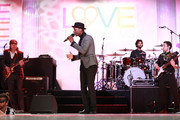 Aloe Blacc performs onstage during the 26th annual Race to Erase MS on May 10, 2019 in Beverly Hills, California.