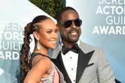 Ryan Michelle Bathe Sterling K. Brown Photos Photo