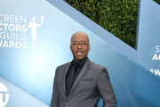 SAG-AFTRA Foundation President Courtney B. Vance attends the 26th Annual Screen ActorsGuild Awards at The Shrine Auditorium on January 19, 2020 in Los Angeles, California.