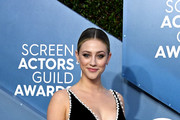 Lili Reinhart attends the 26th Annual Screen Actors Guild Awards at The Shrine Auditorium on January 19, 2020 in Los Angeles, California.