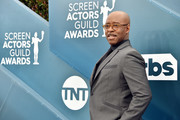 Courtney B. Vance attends the 26th Annual Screen ActorsGuild Awards at The Shrine Auditorium on January 19, 2020 in Los Angeles, California. 721430
