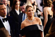 Alex Rodriguez and Jennifer Lopez attend the 26th annual Screen ActorsGuild Awards at The Shrine Auditorium on January 19, 2020 in Los Angeles, California.