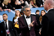 Eugene Levy attends the 26th Annual Screen Actors Guild Awards at The Shrine Auditorium on January 19, 2020 in Los Angeles, California. 721313