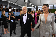 Michael Douglas and Catherine Zeta-Jones attend the 26th Annual Screen Actors Guild Awards at The Shrine Auditorium on January 19, 2020 in Los Angeles, California. 721384