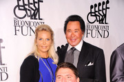 Singer Wayne Newton and Marc Buoniconti attend the 26th Annual Great Sports Legends Dinner to benefit the Buoniconti Fund To Cure Paralysis at The Waldorf=Astoria on September 26, 2011 in New York City.