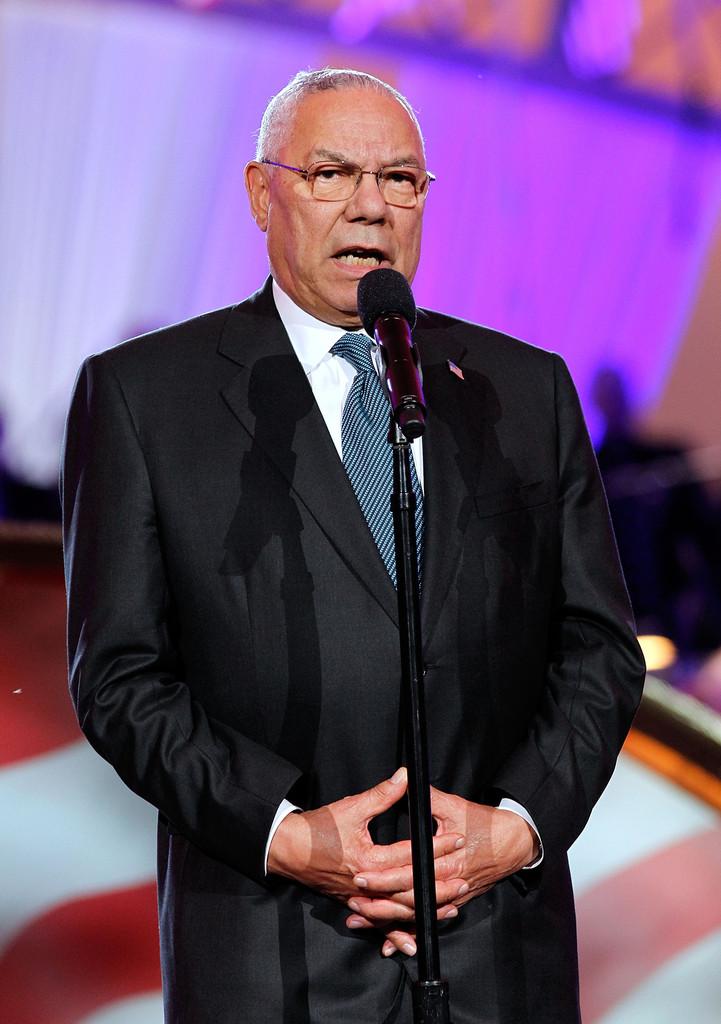 Colin Powell in 26th N...