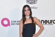 Ally Hilfiger attends the 27th annual Elton John AIDS Foundation Academy Awards Viewing Party celebrating EJAF and the 91st Academy Awards on February 24, 2019 in West Hollywood, California.