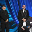 Robbie Robertson 27th Annual Rock And Roll Hall Of Fame Induction Ceremony - Show