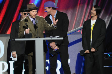 Jack Irons 27th Annual Rock And Roll Hall Of Fame Induction Ceremony - Show