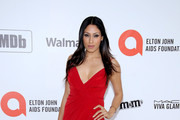 Tehmina Sunny attends the 28th Annual Elton John AIDS Foundation Academy Awards Viewing Party sponsored by IMDb, Neuro Drinks and Walmart on February 09, 2020 in West Hollywood, California.