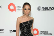Madison Iseman attends the 28th Annual Elton John AIDS Foundation Academy Awards Viewing Party sponsored by IMDb, Neuro Drinks and Walmart on February 09, 2020 in West Hollywood, California.