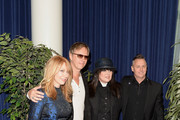Nancy Wilson and Mike McCready Photos Photo