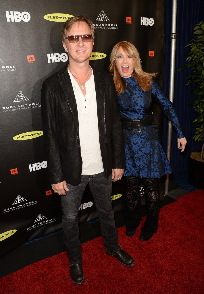 Jerry Cantrell Photos Photos Arrivals At The Rock And