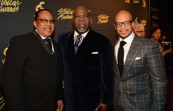 T.D. Jakes Photos
