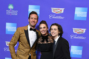 Elizabeth Chambers and Timothee Chalamet Photos Photo