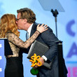 Aaron Sorkin Jessica Chastain Photos