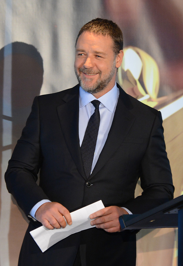 Russell Crowe Photos Photos 2nd Aacta International