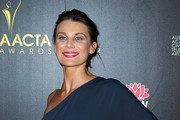Diana Glenn arrives at the 2nd Annual AACTA Awards at The Star on January 30, 2013 in Sydney, Australia.