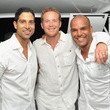 Amaury Nolasco and Cole Hauser Photos