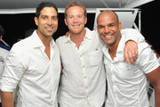 Amaury Nolasco and Cole Hauser Photos Photo