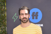 Nyle DiMarco attends the 2nd Annual Freeform Summit at Goya Studios on March 27, 2019 in Los Angeles, California.