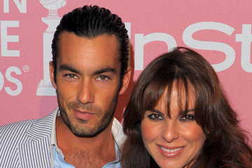 Kate Del Castillo Aaron Diaz 2nd Annual Golden Globes Party Saluting Young Hollywood - Arrivals