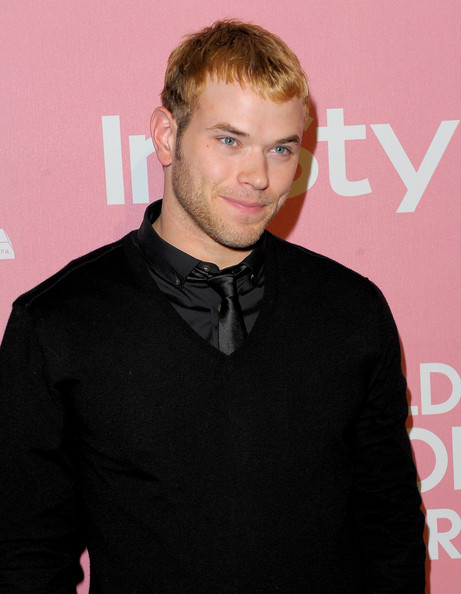 Actor Kellan Lutz arrives at the 2nd annual Golden Globes party saluting young Hollywood held at Nobu Los Angeles on December 8, 2009 in West Hollywood, California.