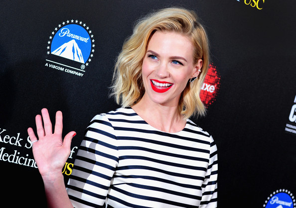 January Jones' Impressive Roster of Ex-Boyfriends