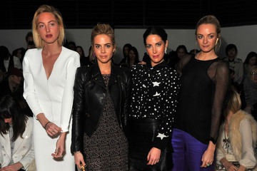 Jenna Courtin-Clarins 3.1 Phillip Lim - Front Row - Fall 2012 Mercedes-Benz Fashion Week