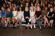 Front Row at 3.1 Phillip Lim - Famous Front Rows at NYFW