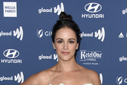 Melissa Fumero attends the 30th Annual GLAAD Media Awards at The Beverly Hilton Hotel on March 28, 2019 in Beverly Hills, California.