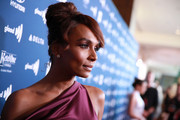 Janet Mock attends the 30th Annual GLAAD Media Awards Los Angeles at The Beverly Hilton Hotel on March 28, 2019 in Beverly Hills, California.