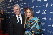 Andy Cohen (L) and Sarah Jessica Parker attend the 30th Annual GLAAD Media Awards New York  at New York Hilton Midtown on May 04, 2019 in New York City.