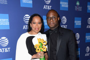 Regina King and Barry Jenkins Photos Photo
