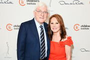 Phil Donahue and Marlo Thomas attend 31st Annual Colleagues Luncheon at the Beverly Wilshire Four Seasons Hotel on April 09, 2019 in Beverly Hills, California.