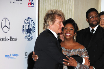 Rod Stewart 32nd Anniversary Carousel Of Hope Gala - Arrivals