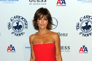 Lisa Rinna - Best and Worst Dressed at the 2010 Carousel of Hope Gala