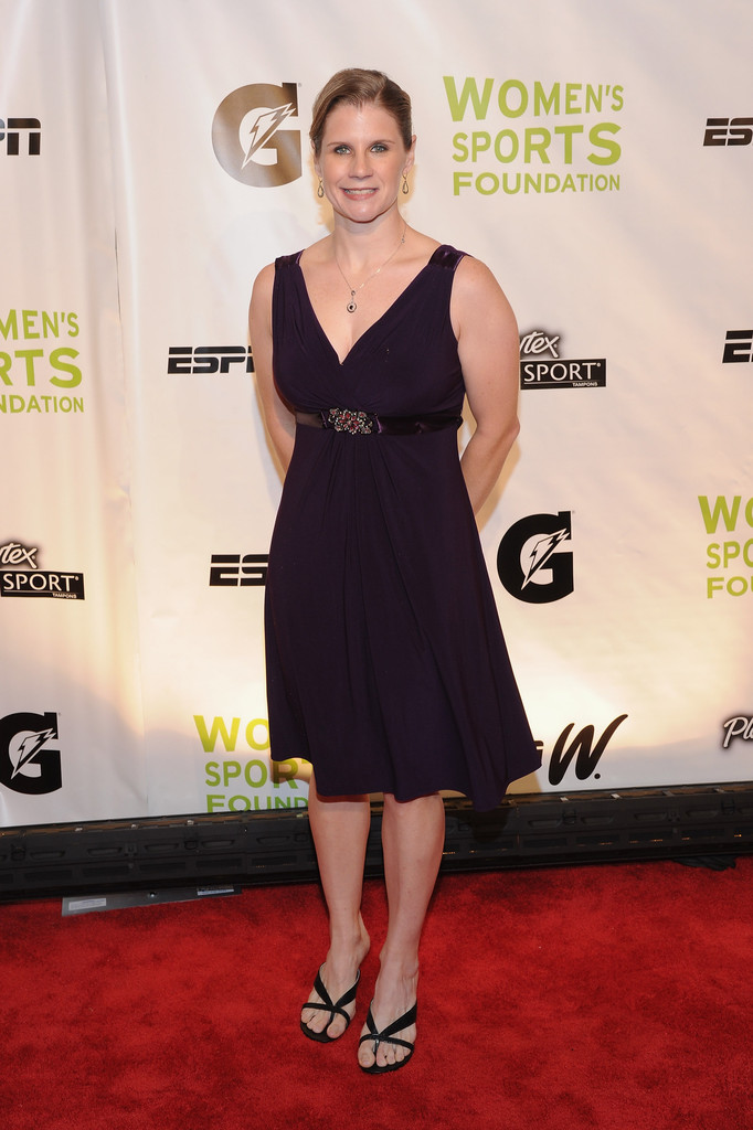 Kelly Kulick attends the 32nd Annual Salute To Women In