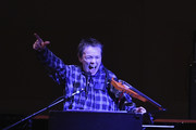 Laurie Anderson performs on stage during 32nd Annual Tibet House US Benefit Concert & Gala at Carnegie Hall on February 07, 2019 in New York City.