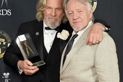Jeff Bridges and Loyd Catlett attend the 33rd Annual American Society Of Cinematographers Awards For Outstanding Achievement In Cinematography at The Ray Dolby Ballroom at Hollywood & Highland Center on February 9, 2019 in Hollywood, California.