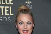 Elaine Hendrix attends the 33rd Annual Lucille Lortel Awards on May 6, 2018 in New York City.