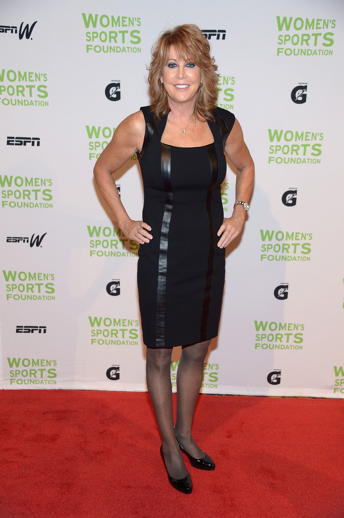 Nancy Lieberman Photos Photos Arrivals At The Salute To