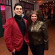 Lisa Black and Diego Tinoco Photos
