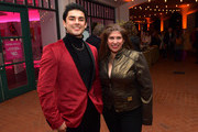 Lisa Black and Diego Tinoco Photos Photo