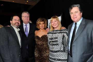 Howard Stringer Amy Pascal 36th Annual Los Angeles Film Critics Association Awards - Red Carpet