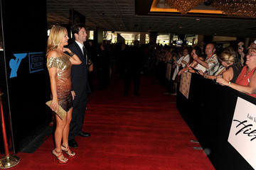 Michael Muhney Sharon Case 37th Annual Daytime Entertainment Emmy Awards - Arrivals
