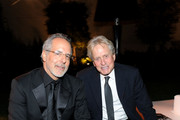 AFI Vice-Chairman Producer Jon Avnet and actor Michael Douglas attend the 38th AFI Life Achievement Award honoring Mike Nichols after party held at Sony Pictures Studios on June 10, 2010 in Culver City, California. The AFI Life Achievement Award tribute to Mike Nichols will premiere on TV Land on Saturday, June 25 at 9PM ET/PST.