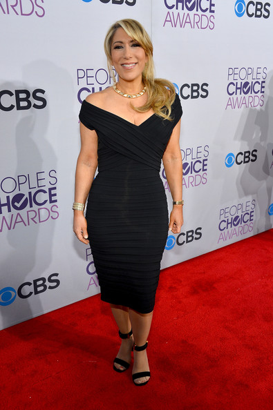 Entrepreneur Lori Greiner attends the 39th Annual People's Choice Awards at Nokia Theatre L.A. Live on January 9, 2013 in Los Angeles, California.